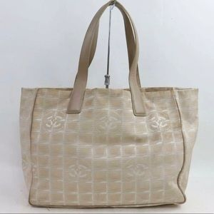 Chanel Travel line Tote preowned